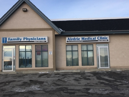 Airdrie Medical Clinic - Clinics