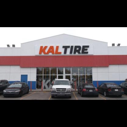 Kal Tire - Tire Retailers - 306-584-8473