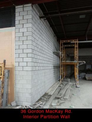 Greenfield Enterprises Masonry - Masonry & Bricklaying Contractors