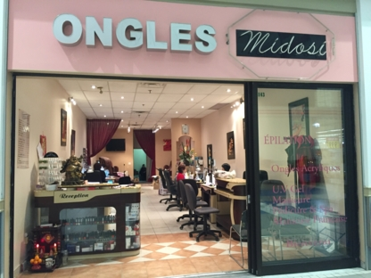 Ongles Midosi - Manicures & Pedicures