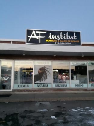 Boutique et Salon de Beauté AF Institut - Coiffure africaine
