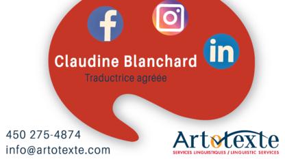 View Services Linguistiques Artotexte's Sainte-Adèle profile