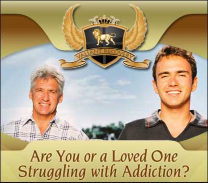 Valiant Recovery - Information et traitement de la toxicomanie