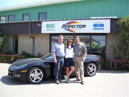 Perfection Paint & Body - Auto Body Repair & Painting Shops - 306-242-1818