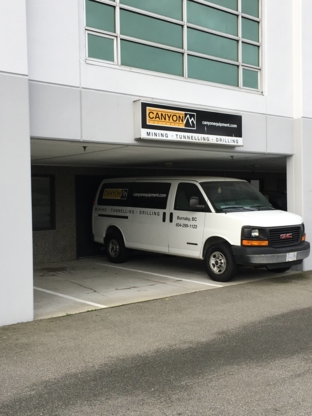Canyon Rentals Co Ltd - Service de location général