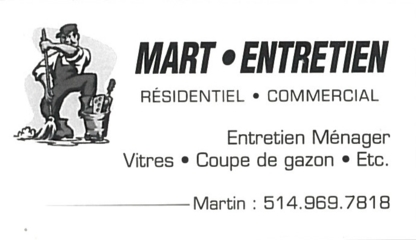 Ménage Industriel & Commercial Martin - Maid & Butler Service