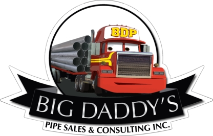 Big Daddy's Pipe Sales & Consulting Inc - Pipes - 780-387-0298