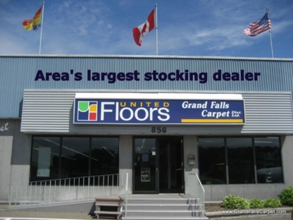 Grand Falls Carpet Distributor Ltd - Window Shade & Blind Manufacturers & Wholesalers - 506-473-2773