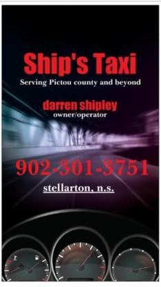 Ship's Taxi - Taxis - 902-301-3751