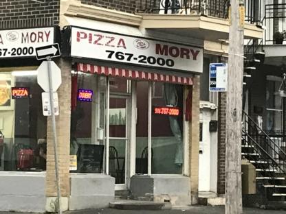 Voir le profil de Pizza Mory's - Montréal