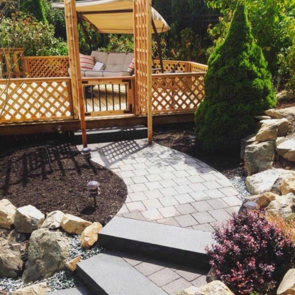 Keep It Green Landscaping - Landscape Contractors & Designers - 778-242-9357