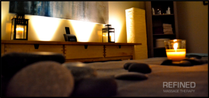 Refined Massage Therapy - Registered Massage Therapists - 780-221-9178