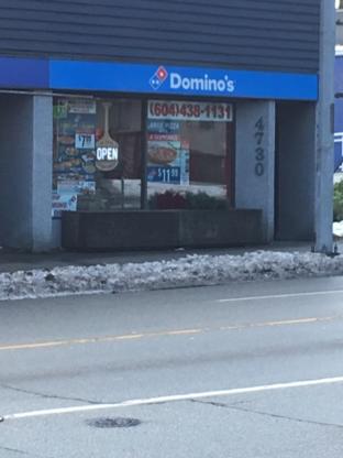 Domino's Pizza - Pizza & Pizzerias - 604-438-1131