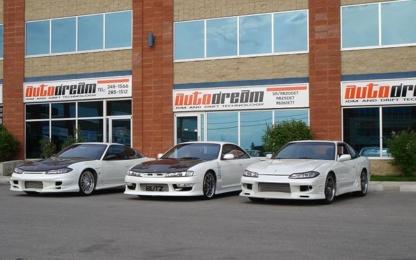 Auto Dream - Accessoires et pièces d'autos de course