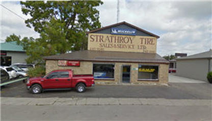Strathroy Tire Sales & Service Ltd - Tire Retailers