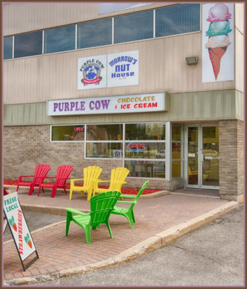 Purple Cow Chocolate Ice Cream and Morrow's Nut House - Candy & Confectionery Stores - 613-226-4646