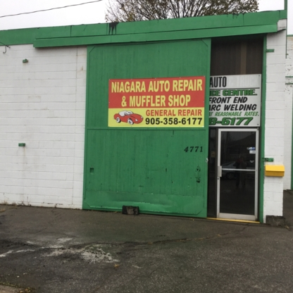 Niagara Auto Repair & Muffler Shop - Car Repair & Service - 905-358-6177