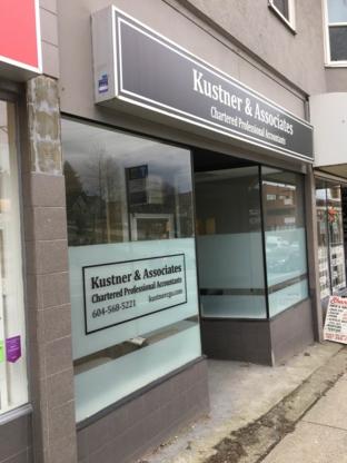 Kustner & Associates - Chartered Professional Accountants (CPA) - 604-568-5221