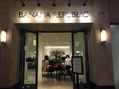 Banana Republic - Clothing Stores - 514-630-6670