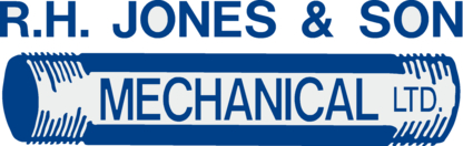 R H Jones & Son Mechanical Ltd - Entrepreneurs en ventilation - 250-564-7272