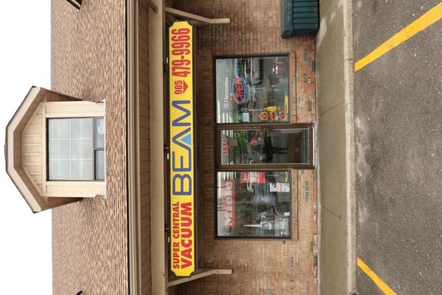 Beam Super Central Vacuum - Home Vacuum Cleaners