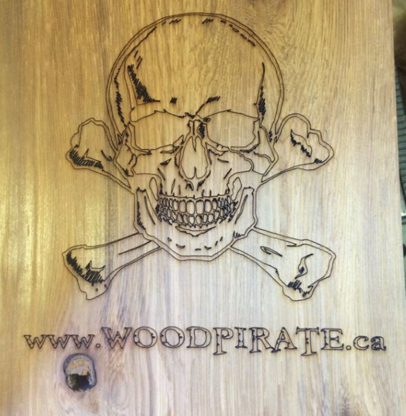Wood Pirate - Second-Hand Stores - 250-813-2229
