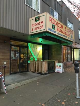 Riddim & Spice - Restaurants