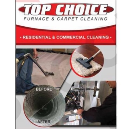 Top Choice Furnace & Carpet Cleaning - Furnace Repair, Cleaning & Maintenance - 780-709-5474