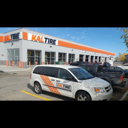 Kal Tire - Used Tire Dealers - 587-318-3130
