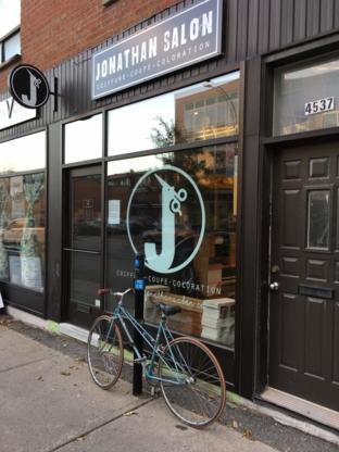 Salon De Coiffure Jonathan - Hairdressers & Beauty Salons - 514-439-8272