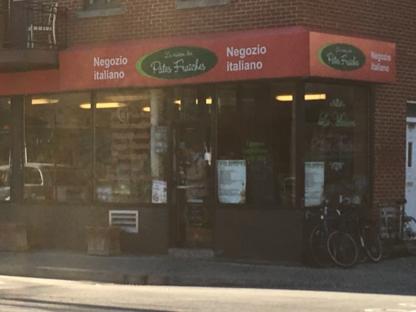 La Maison Des Pates Fraiches - Natural & Organic Food Stores - 514-527-5487