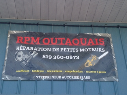 View RPM Outaouais's Hull profile