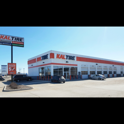 Kal Tire - Tire Retailers - 204-895-0103