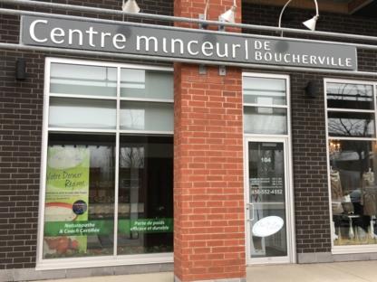 Centre Minceur De Boucherville - Service et cliniques d'amaigrissement et de surveillance du poids - 450-552-4552