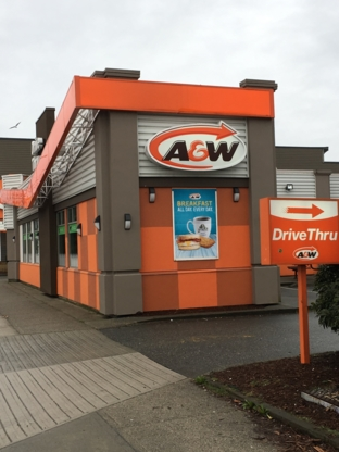 A&W - Fast Food Restaurants - 604-255-5942