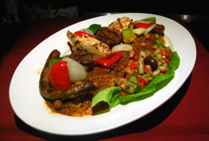 Carthage Café - North African Restaurants - 604-670-4424