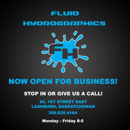 Fluid Hydrographics - Digital Photography, Printing & Imaging