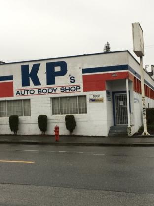 KP'S Auto Body Shop - Auto Body Repair & Painting Shops - 604-255-7114