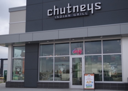 Chutneys Indian Grill - Restaurants - 780-503-0123