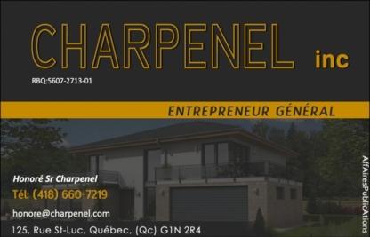 View Charpanel Inc's Québec profile