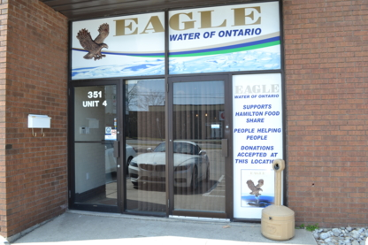 Eagle Water of Ontario - Water Filters & Water Purification Equipment
