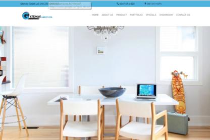 Voir le profil de Gateway Carpet Ltd - Anmore