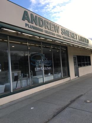 Andrew Sheret Ltd - Grossistes et fabricants de robinetterie et d'accessoires de plomberie - 604-874-8101