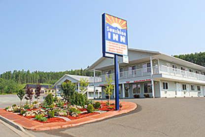 Sunshine Inn - Burns Lake - Motels