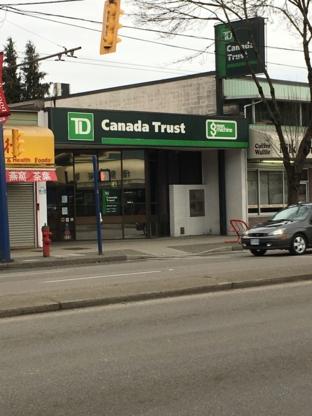 TD Canada Trust Branch & ATM - Banks - 604-654-3975