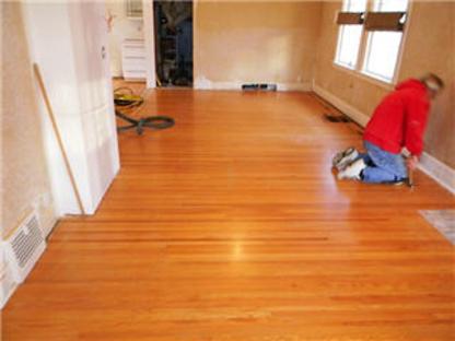 Jim's Hardwood Flooring - Floor Refinishing, Laying & Resurfacing
