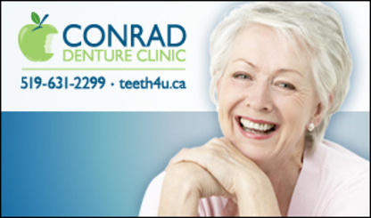 Conrad Denture Clinic - Teeth Whitening Services