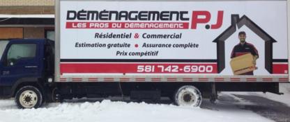 Déménagement PJ - Moving Services & Storage Facilities - 581-742-6900