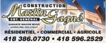Construction Martin Gagné - General Contractors