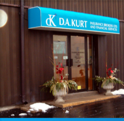D A Kurt Insurance Broker Ltd - Life Insurance - 519-579-5440